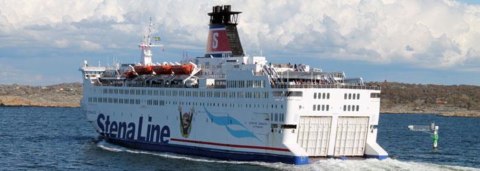 Färja till Frederikshavn